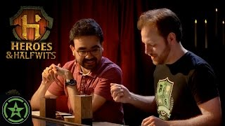 Heroes & Halfwits: Episode One