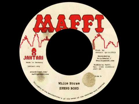 Speng Bond - White Horse (Jahtari JTR7-09)