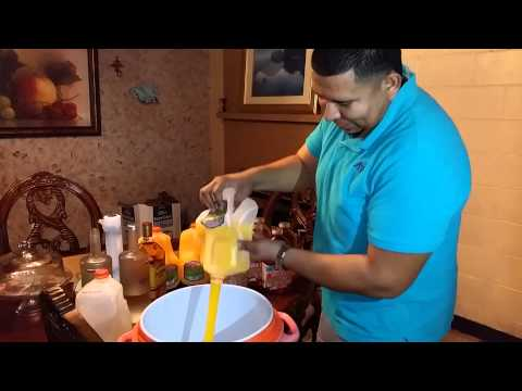 How To Make Jungle Juice Under $30 Dollars (10 Gallons)