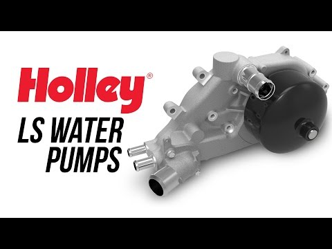 Holley LS Water Pumps