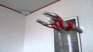 Flying Ultraman