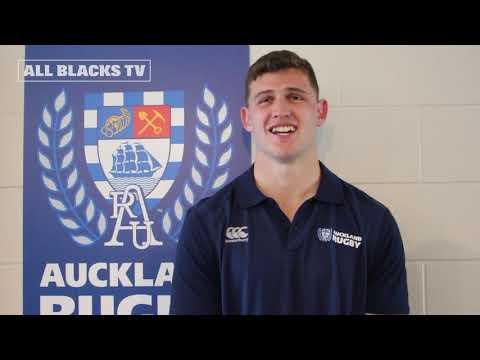 Dalton Papali'i on selection in All Blacks Vista Northern Tour Squad