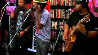 K'naan - Take a Minute (Live Acoustic on Democracy Now)