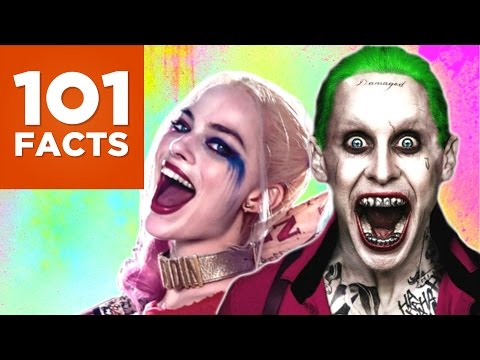101 Facts About Suicide Squad