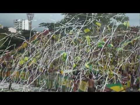 SALIDA ATLETICO BUCARAMANGA VS LAS ROSAS.. - Fortaleza Leoparda Sur - Atlético Bucaramanga