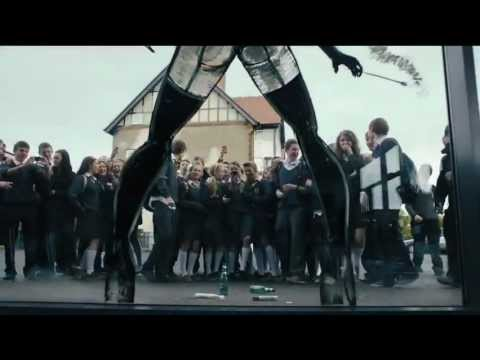 DEATH OF A SUPERHERO - Official Trailer 2012 HD