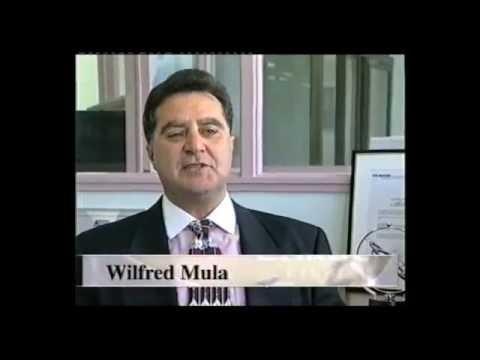 1998 Ethnic Business Awards Finalist – Medium to Large Business Category – Wilfred Mula – RTS Imaging