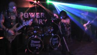 Power Theory - The Hammer Strikes [Mjoinir's Song] (live 7-14-12)HD
