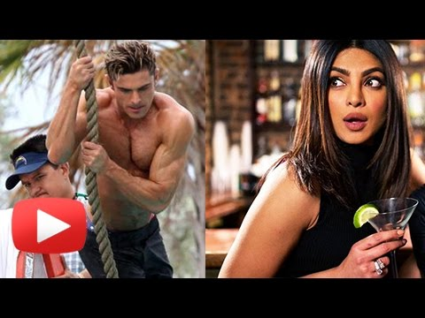 Priyanka Chopra In SHOCK After Watching Zac Efron'
