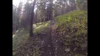 9. Quartz Mt - trail 949 on BMW G650 Xcountry