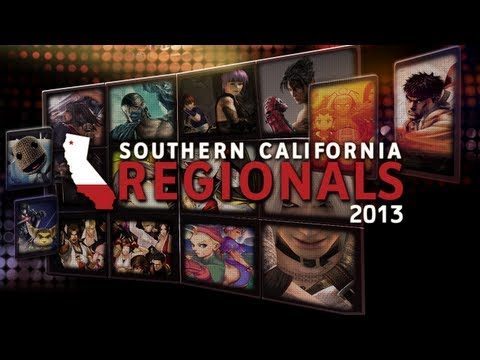 Socal - SCR 2013 1/18/13 - 1/20/13 Now a Road to EVO 2013 Event Register Now at: http://www.socalregionals.com/?page_id=6 Credits to trailer creation - Redrapper x B...