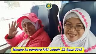 Video 657, Jamaah Haji RSI Aisyiyah Malang tiba di Tanah Air, 22 Agustus 2019 MP3, 3GP, MP4, WEBM, AVI, FLV Agustus 2019