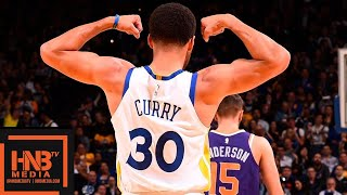 Golden State Warriors vs Phoenix Suns Full Game Highlights | 10.22.2018, NBA Season