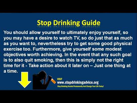 Help For Alcoholics – Alcohol Withdrawal Symptoms