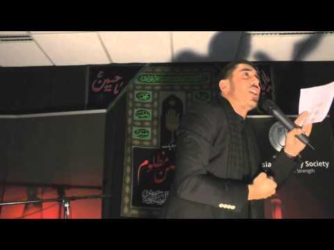 Ya Hussain, Laka Labayka Ya Hussain    Night 6 (Mulla Ali Fadhil)