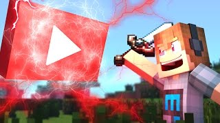 PEWDIEPIE VS YOUTUBE! | Minecraft Youtube Algorithm Boss