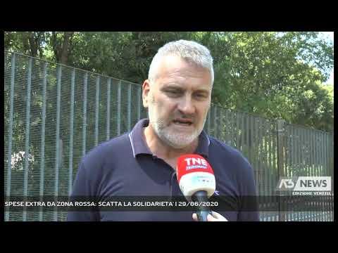 SPESE EXTRA DA ZONA ROSSA: SCATTA LA SOLIDARIETA' | 29/06/2020