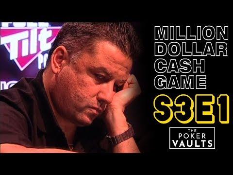Million Dollar Cash Game S3E1 FULL EPISODE Poker Show