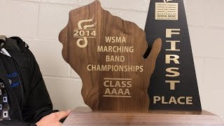 Video Oak Creek Marching Knights at WSMA State Championships 2014-The Sound of Music MP3, 3GP, MP4, WEBM, AVI, FLV Agustus 2018
