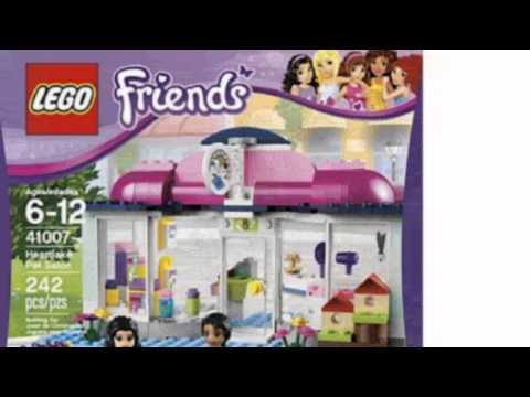 Video Cool product video released on YouTube for the Friends Heartlake Pet Salon 41007