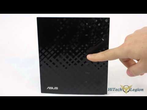 ASUS RT-N56U Dual-Band Wireless-N Gigabit Router Unboxing + Overview