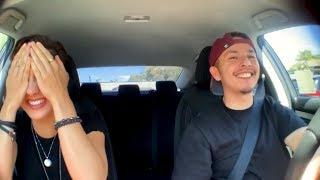 Video Uber Driver Raps For Girl & Gets Date! MP3, 3GP, MP4, WEBM, AVI, FLV September 2019