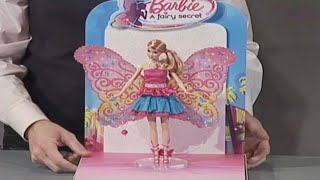 Barbie A Fairy Secret - 2011 Prototype Dolls!