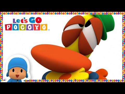 Pocoyo português Brasil - Let's Go Pocoyo - O jardim [Episódio 04] em HD