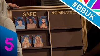 The hidden housemates in The Attic must decide who they want to face the public vote.