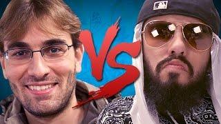 Download Lagu BRKsEDU VS Mussoumano | Batalha de Youtubers Mp3