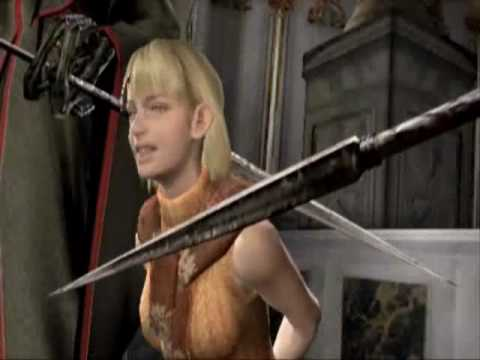 Resident Evil 4 (Dublado) - Ramon arma para Leon