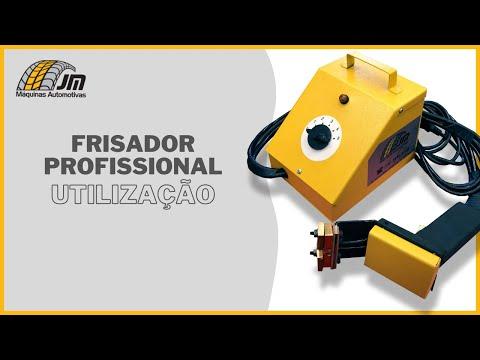 Frizador Profissional - Utilização