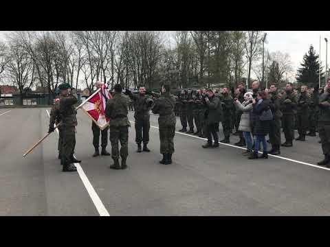 Wideo1: Przysięga WOT w Lesznie