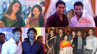 Video Celebs @ Raghavendra Rao's Son Wedding Reception Video - Exclusive MP3, 3GP, MP4, WEBM, AVI, FLV November 2017
