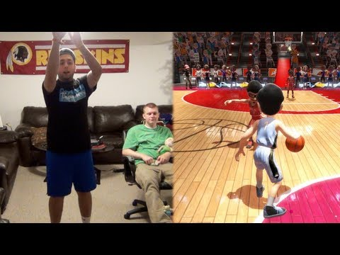 Kinect - Watch Me as i play Big League Sports Mini games while doing a FaceCam! hope you guys enjoy it. if you guys would like me to do another kinect game be sure to...