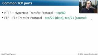 Common Ports - Part 2 of 2 - CompTIA A+ 220-701: 4.1