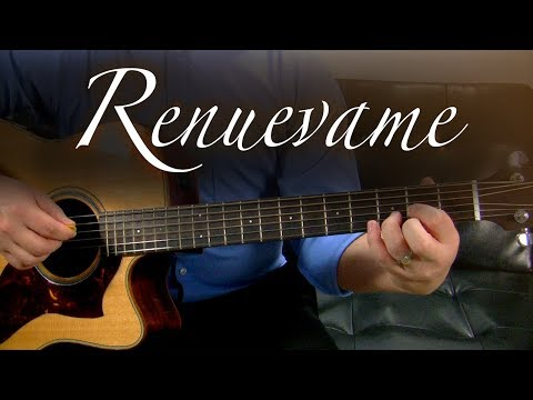Renuevame - Guitarra Tutorial