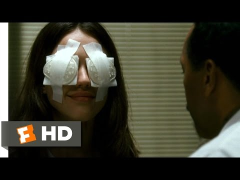 The Eye (1/8) Movie CLIP - Tell Me What You See (2008) HD