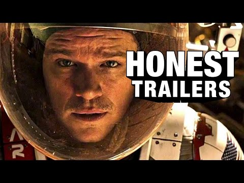 An Honest Trailer For The Martian