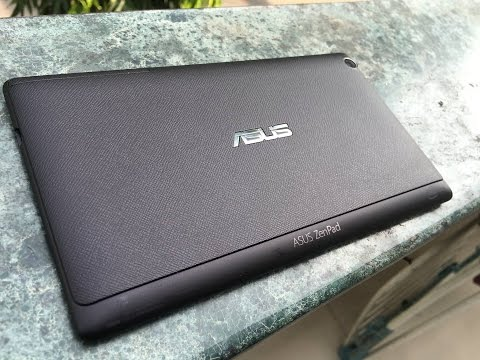 ASUS Zenpad C 7.0 Unboxing and Hands-On Impressions