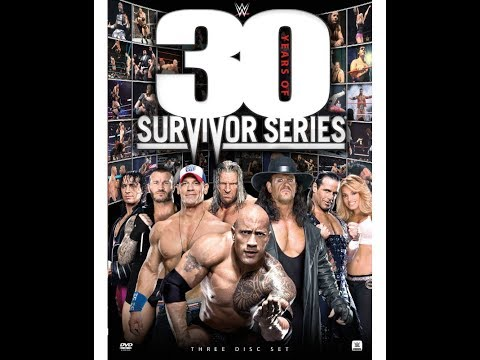 30 Years of WWE Survivor Series DVD Review