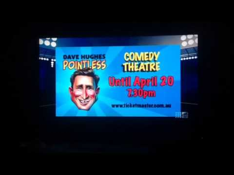 Dave Hughes On The Footy Show 1/3