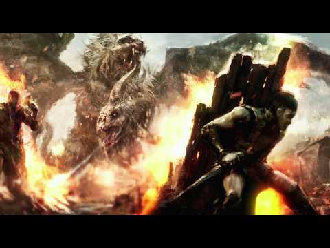 """""""Wrath of the Titans"""" Featurette: Meet the Chimera"""
