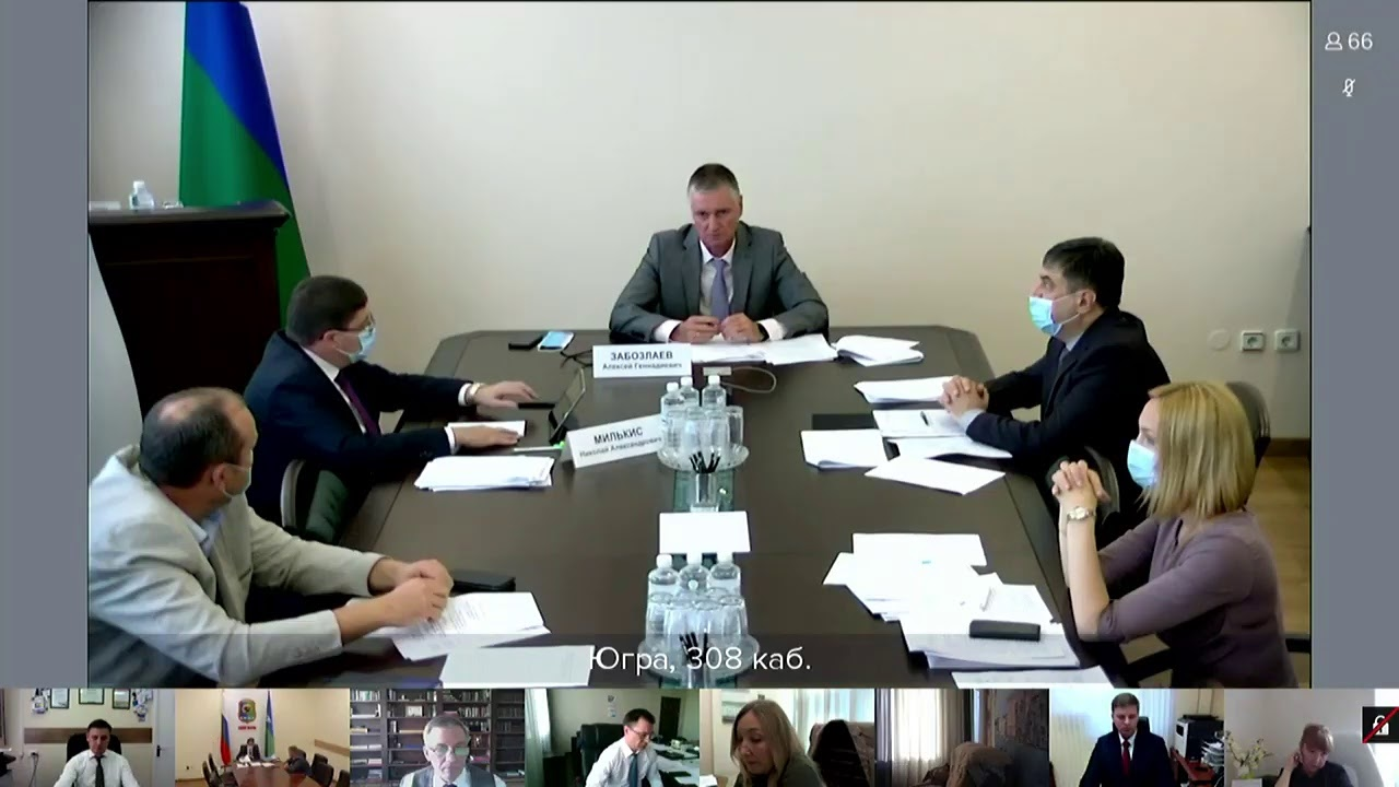 Заседание Инвестиционного совета от 28 августа 2020 года
