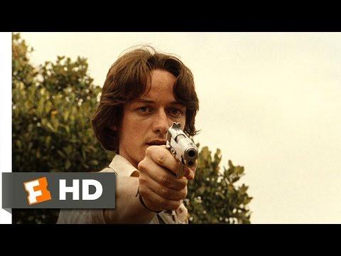 The Last King of Scotland (2/3) Movie CLIP - Nicholas Shoots a Cow (2006) HD
