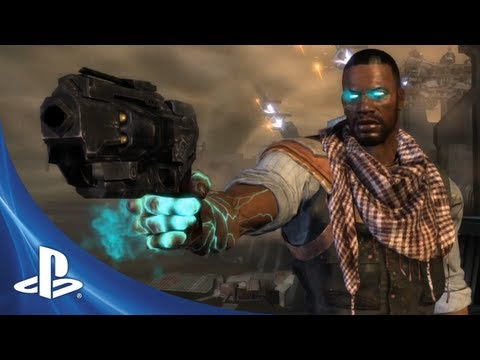 PlayStation All-Stars Battle Royale - Emmett Graves