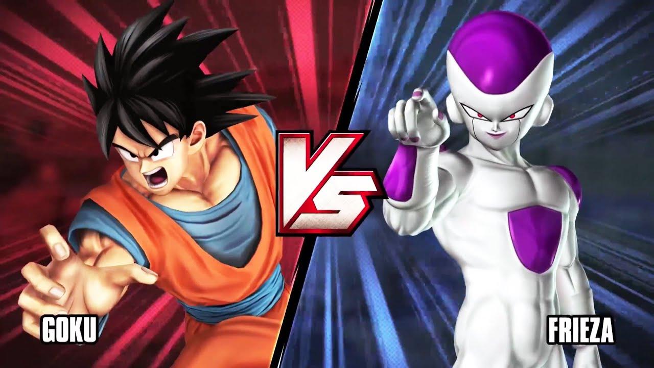 J-STARS VICTORY Vs+ : Goku VS Frieza (PS4) #VideoJuegos #Consolas