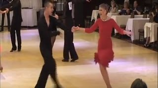 Waterford (CT) United States  City new picture : Dancing a la Carte 2016 - Waterford Ballroom - Newcomer - Pre-Bronze
