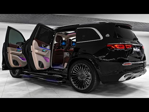 2021 Mercedes Maybach GLS 600 - Sound, Interior and Exterior in detail