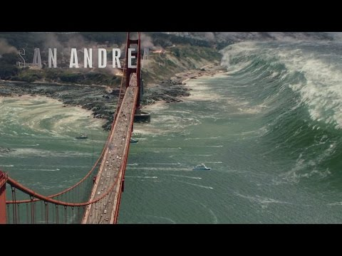 New SAN ANDREAS Trailer Review – AMC Movie News